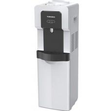مبرد مياه من تورنادو WD-R35-WB ، أبيض وأسود